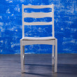 White chair — Stock Photo