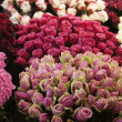 Flowers market — Stock Photo