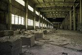 Thrown factory — Foto de Stock