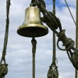 Ship bell - Stock Photo