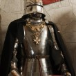 Stock Photo: Medieval knight - crusader
