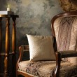 Luxurious vintage interior with armchair — Stock Photo #10567550
