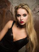 Gothic Women — Stock Photo