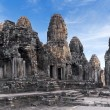 Stock Photo: Ancient temple Prasat Bayon in Angkor complex