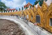 Columbarium in Wat Plai Laem — Stock Photo