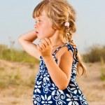 Little girl — Stock Photo #7972471