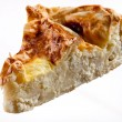 Cottage cheese pie — Foto de Stock