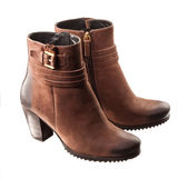 Ankle boots — Stock Photo
