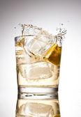 Soda splash — Stock Photo