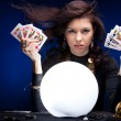 Stock Photo: Fortune teller