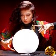 Fortune teller — Stock Photo #10212878