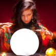 Fortune teller — Stock Photo #10212887