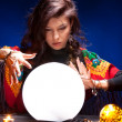 Fortune teller — Stock Photo #10212893