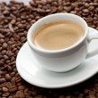 Cup of coffee — Stock Photo #9077714