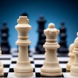 Chess pieces — Stock Photo #9077762