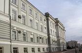 Courtyard kazan federala universitetet. — Stockfoto