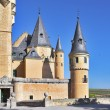 Ancient picturesque palace of Spanish king — ストック写真 #10014077