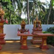 Mini Buddhist temple — Stock Photo