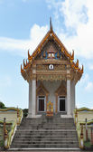 Wspaniały świątyni buddyjskiej — Zdjęcie stockowe