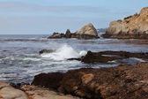 Ocean surf — Stock Photo