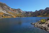 The mountain lake — Stock Photo