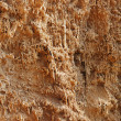 Stock Photo: Rough clay surface