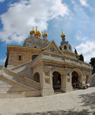 Orthodox church of St. Mary Magdalene — Stock Photo