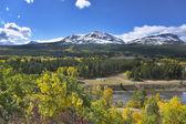 Rocky mountains — Stock Photo