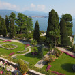 The island of Isola Bella.Lake Maggiore — Foto de Stock