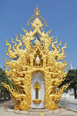 Chapel in the White Palace. Thailand — Stock Photo