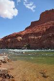 The Colorado River — Stock Photo