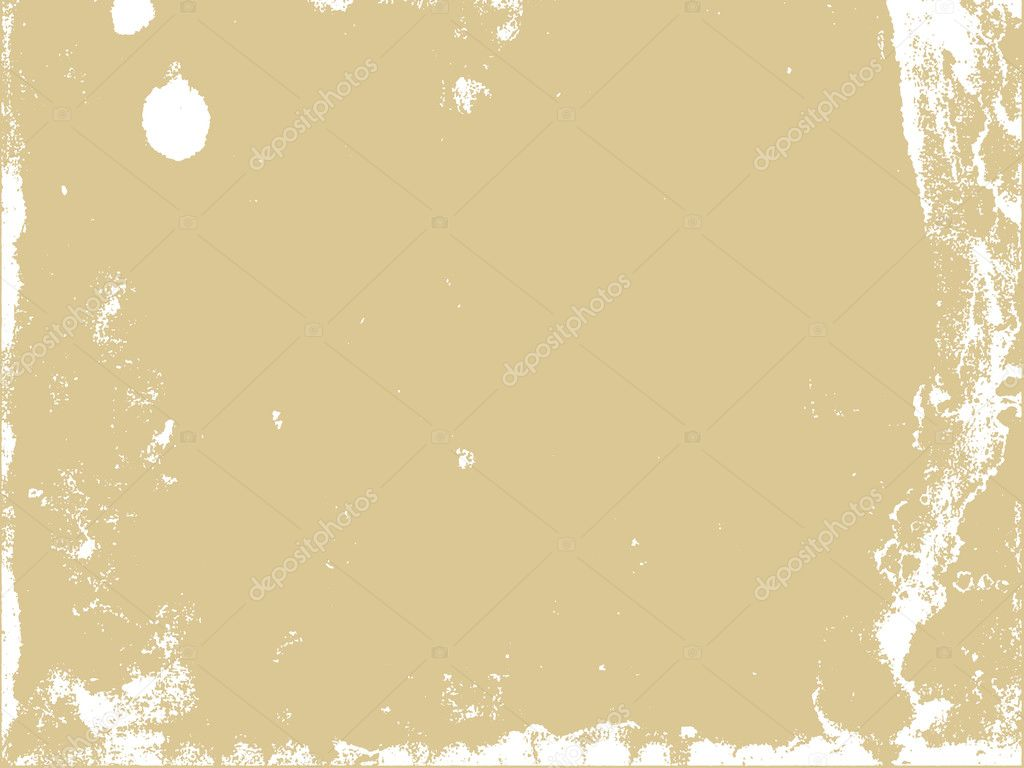 Aging paper texture, vector illustration  Stock Vector #8387293