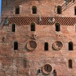 Tower to old fortress - Stockfoto