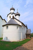 Christian orthodox church, 1198 year — Stock Photo