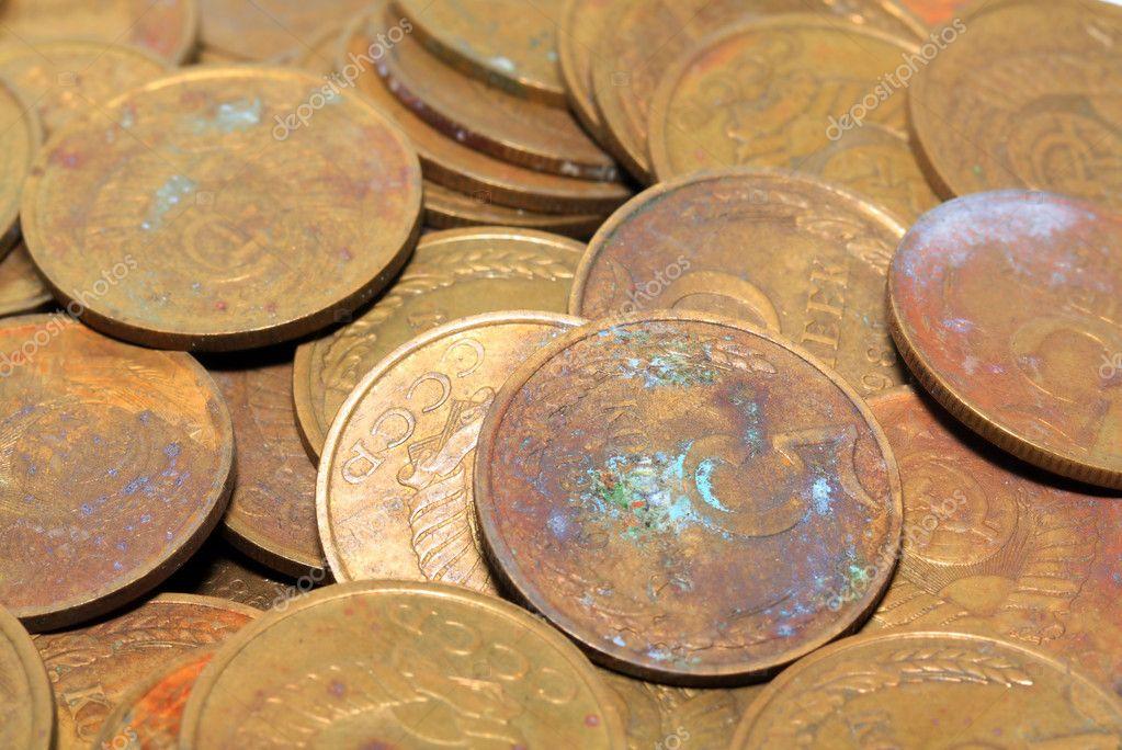 Old coins изображений spiderpic royalty free stock photos.