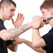 Sport, martial arts series — Stock Photo