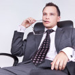 Royalty-Free Stock Photo: Businessman