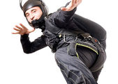 Skydiver — Stock Photo