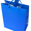 :Shopping bag isolated on white background. — Stock Photo