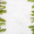 Pine branches — Stock Photo #8216219