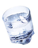 Water cup — Stock Photo