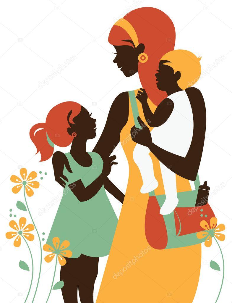 Стихи для мамы   трогательные от дочери и сына красивые