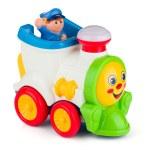Train baby toy — Stock Photo #9228882