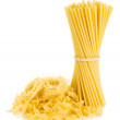 Bunch of spaghetti — Stock Photo