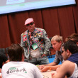 European Poker Tour- Kyiv. Sports Poker Championship — Stock Photo