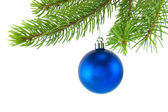 Ball christmas — Stockfoto