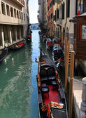 Rio water channel Venezia — Stock Photo