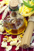 Pasta Cooking — Stock Photo