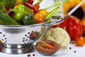新鲜蔬菜 — 图库照片