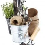 Gartenwerkzeuge — Stockfoto #10724004